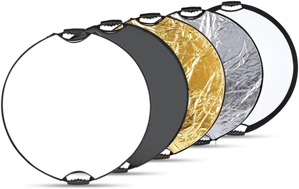 BestDealUSA 80cm 5 in 1 Outdoor//Indoor Light Circular Reflector New
