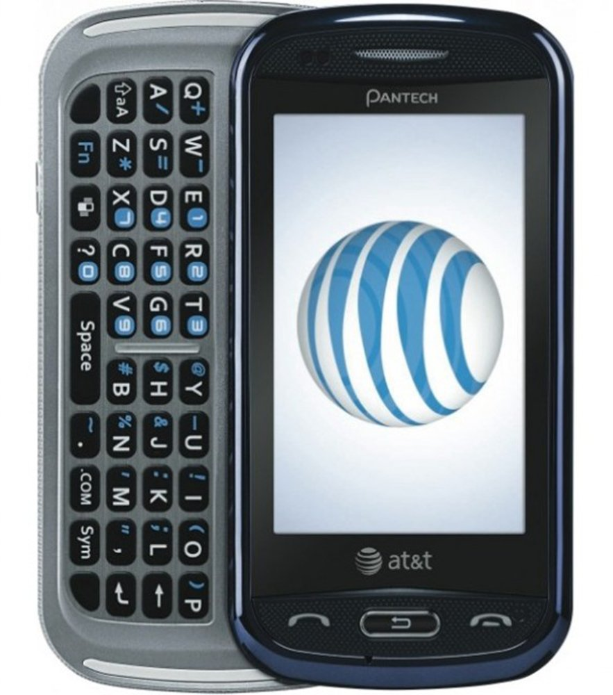 amazon com pantech laser p9050 3g touch screen cell phone at t rh amazon com Is Pantech Laser a Smartphone Pantech Laser Charger