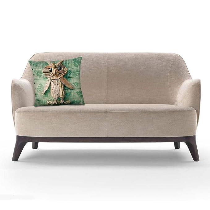 Popeven - Funda de cojín para Silla de Comedor (40 x 40 cm ...