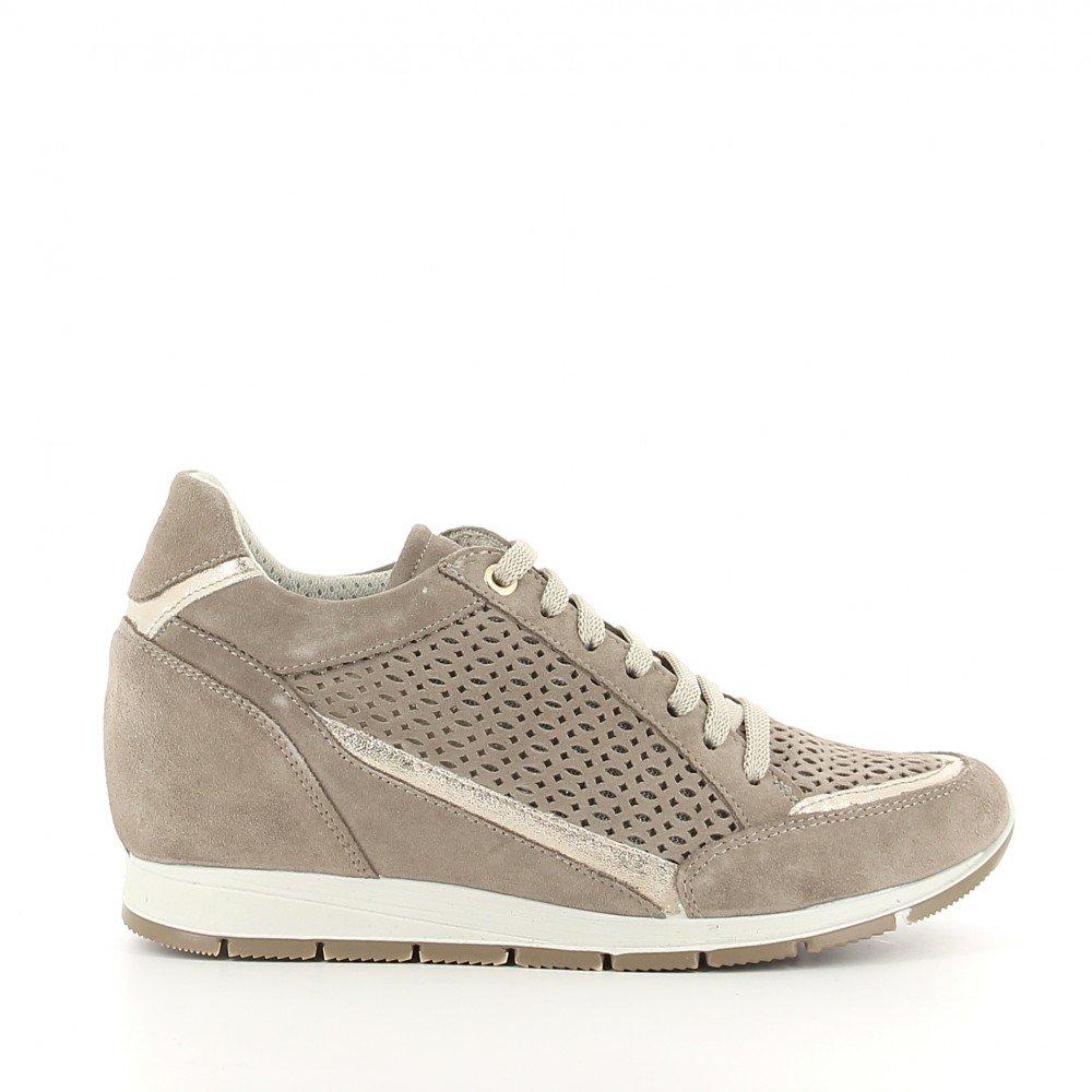 Imac Zapatos Cuña escondida Beige 36 EU|Beige