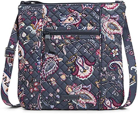 Vera Bradley Women's Signature Cotton Hipster Crossbody Purse