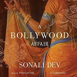 A Bollywood Affair Audiobook