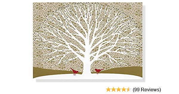 Tree Of Life Large Boxed Holiday Cards Christmas Greeting April 1 2011