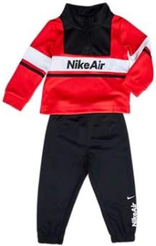 Nike 86G069-R1N - Chándal para niño, color negro: Amazon.es: Ropa y accesorios