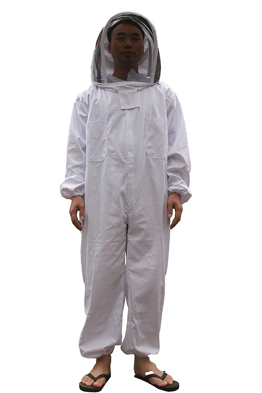 anti-bee ropa, ropa de protección apicultores, traje ...