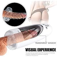 DUUKER masturbador automáticos Juguetes sexuales Hombres Masturbación Chupada