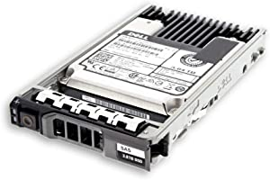 Dell Toshiba PX05SRB384Y 3.84TB 12Gb/s SAS Read Intensive Solid State Drive Bundle with Drive Tray - XCRDV