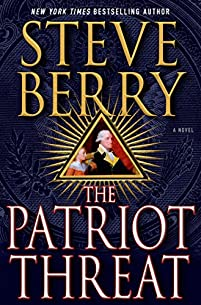 The Patriot Threat: A Novel by Steve Berry ebook deal