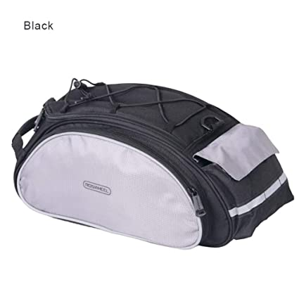 Bicycle Basket Front Bag Pet Carrier Cycling Pouch Bike Pannier Baggage Holder