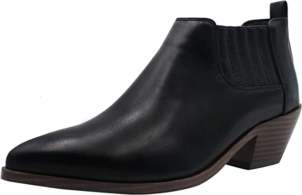 MAYPIE Women's Western Ankle Boots
