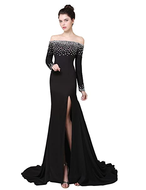 Dressilyme - Vestido de novia - Mujer Negro negro 52