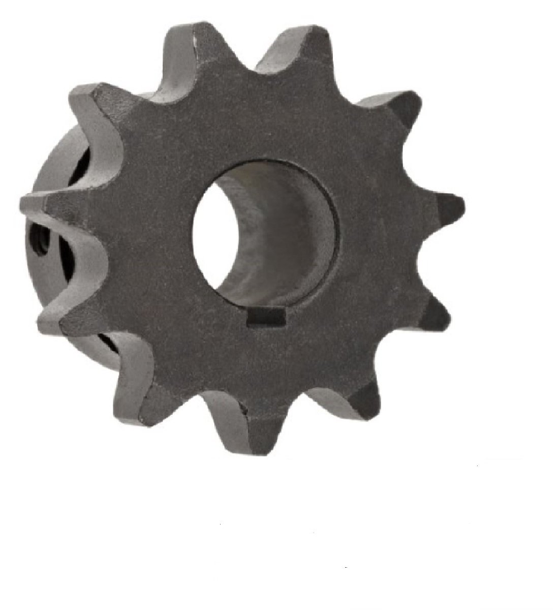 Bored-to-Size Type B Hub #41 Chain 1//2 bore 41BS 10 Roller Chain Sprocket