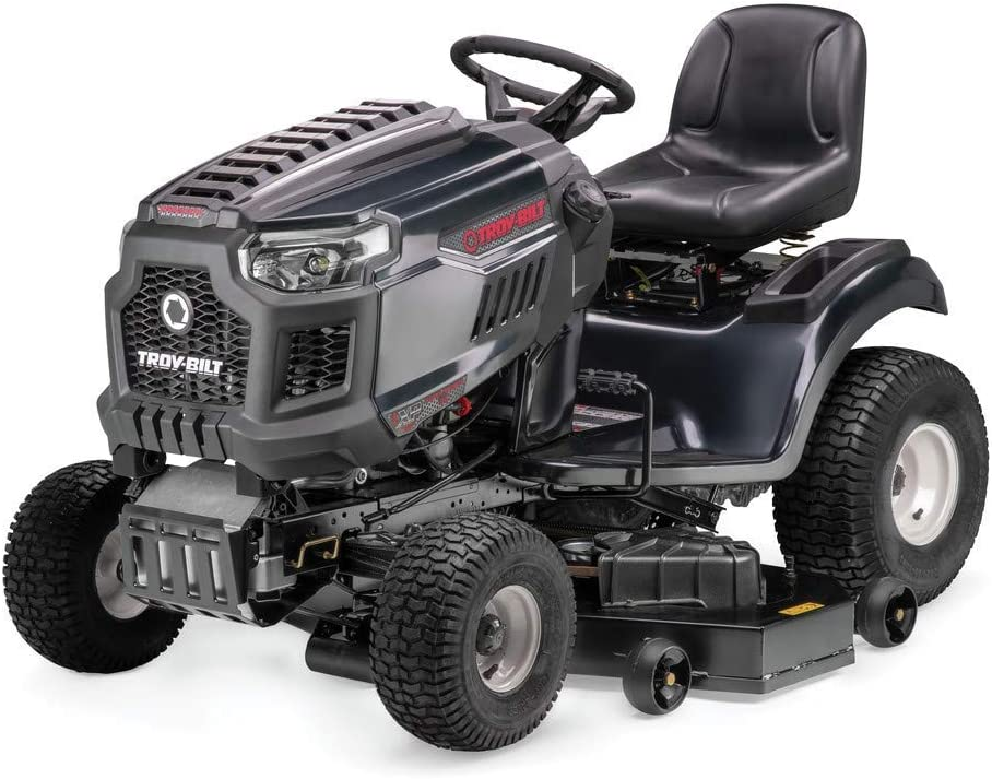 Troy-Bilt 13AJA1BZ066 50 in. Super Bronco Riding Mower