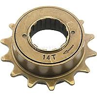 Single Speed Freewheel 1/2 ' X 1/8 'BMX Mountian Bike Freewheel 1 2T 14T 16T 18T 3 4mm Freewheel Tandwiel…