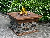 Cheap Phat Tommy 581-YOSEMITE.FP Yosemite Propane Fire Pit
