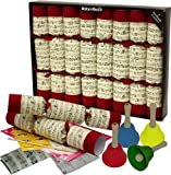 "Robin Reed Handbells Traditional English Christmas Crackers 8x14"" (788)"