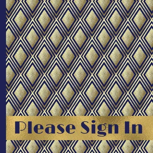 - Please Sign In: Real Estate Open House Sign-in and Guest Book (Realtor Signing in Sheets Book) (Volume 6)