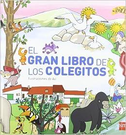 El Gran Libro De Los Colegitos por Teresa Tellechea epub