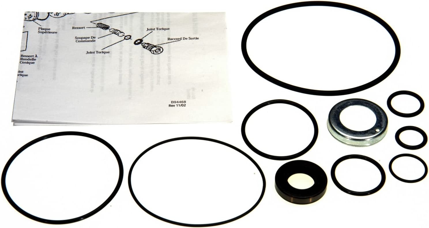 ACDelco 36-351210 Professional Power Steering Pump Seal Kit with Bushing and Seals