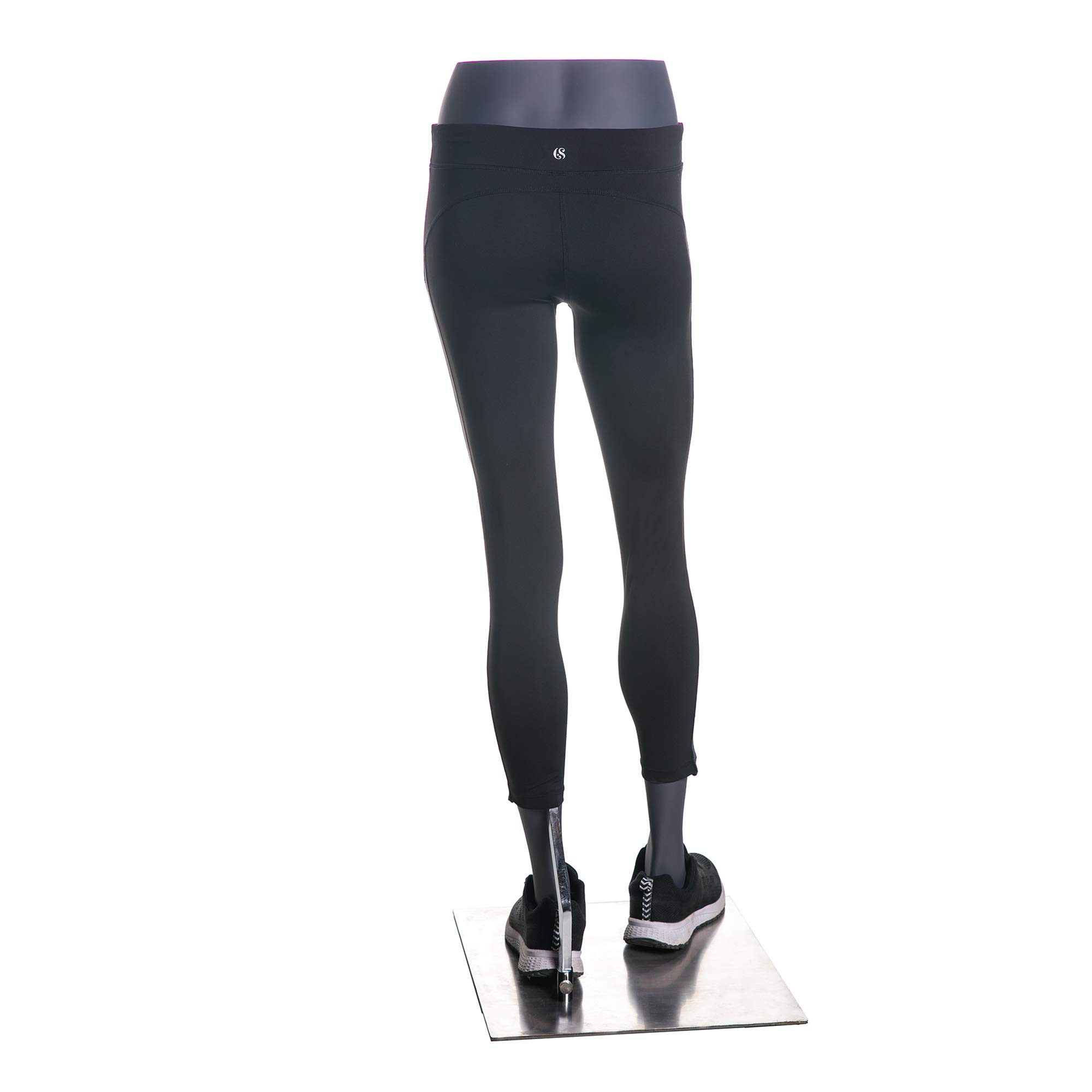(MZ-HEF22LEG) High end Quality. Eye Catching Female Headless Mannequin Leg, Athletic Style. Standing Pose. by Roxy Display (Image #7)