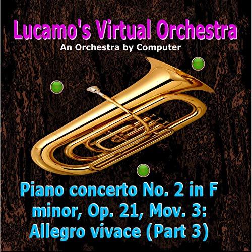 Piano concerto No. 2 in F minor, Op. 21, Mov. 3: Allegro vivace (Part 3)