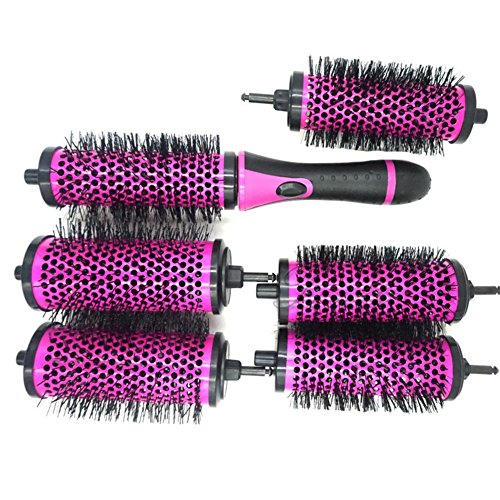 rolling brush hair dryer - 8