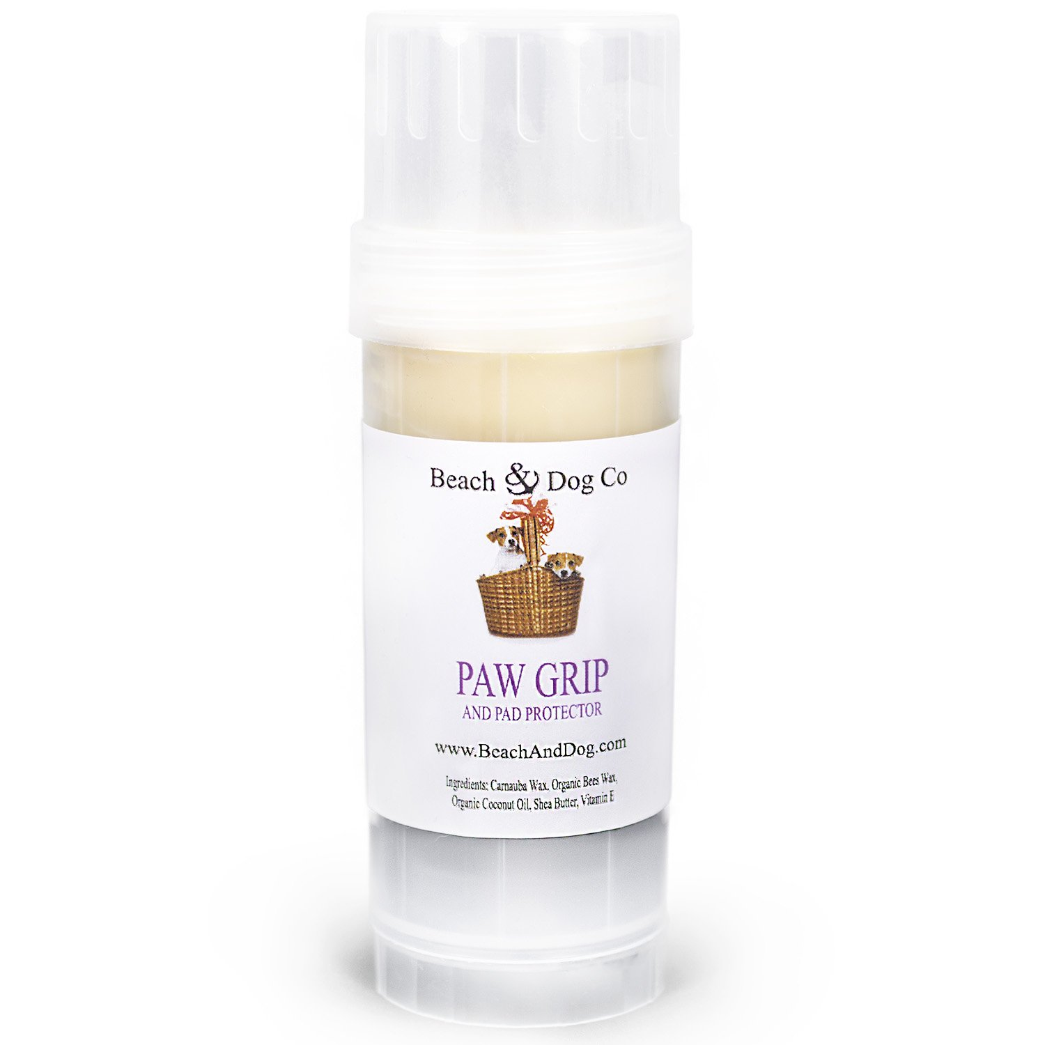 Paw Grip - All Natural and Organic Formula for Dogs (2 oz)