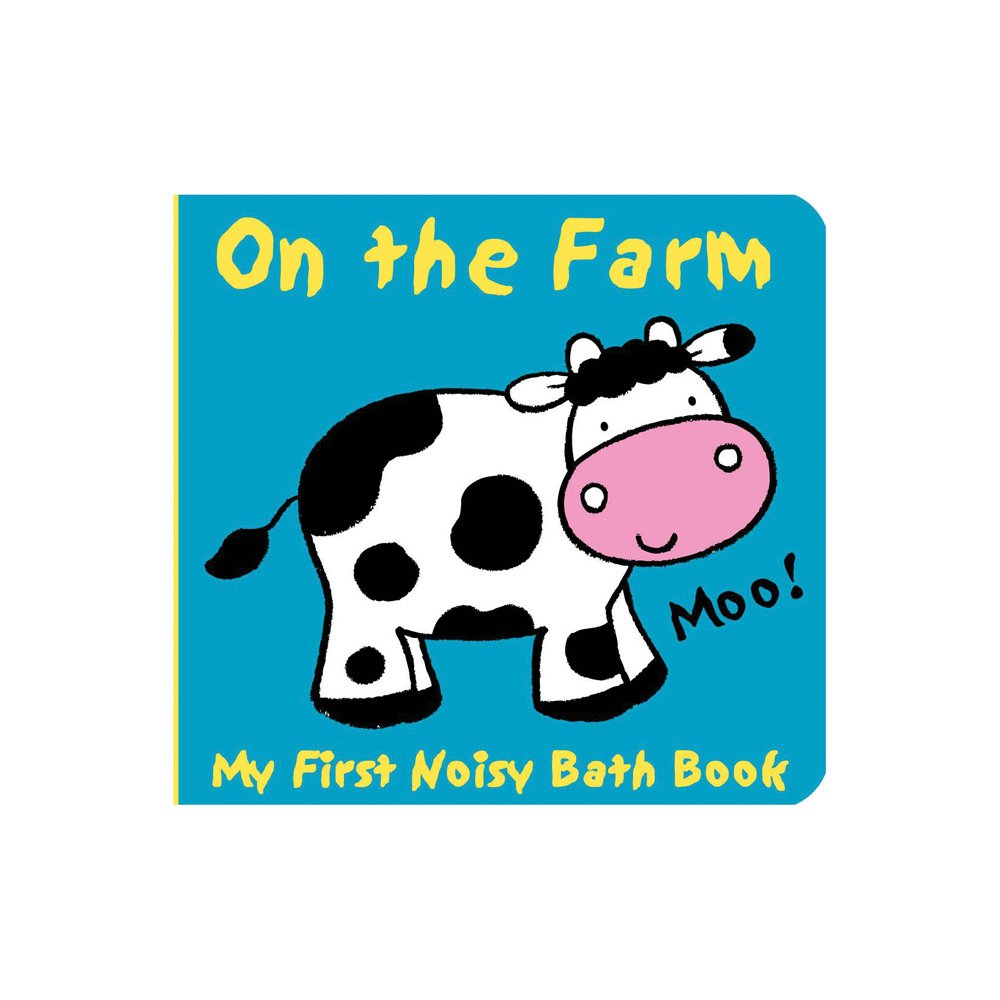Amazon.com: Animals on the Farm (My First Noisy Bath Books ...