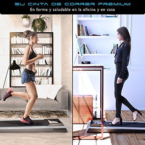 Sportstech Cinta de Correr DESKFIT DFT200 Ideal para Escritorio de ...