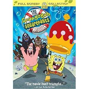 The Spongebob Squarepants Movie (Full Screen Edition) (2004)