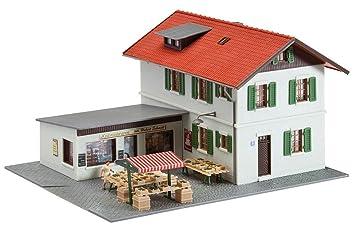 Faller 131273 - Casa con tienda para maquetas [importado de ...