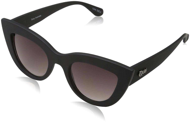 0b41dce9cf388 Amazon.com  QUAY AUSTRALIA Women s Kitti Black Smoke Lens One Size  Home  Improvement