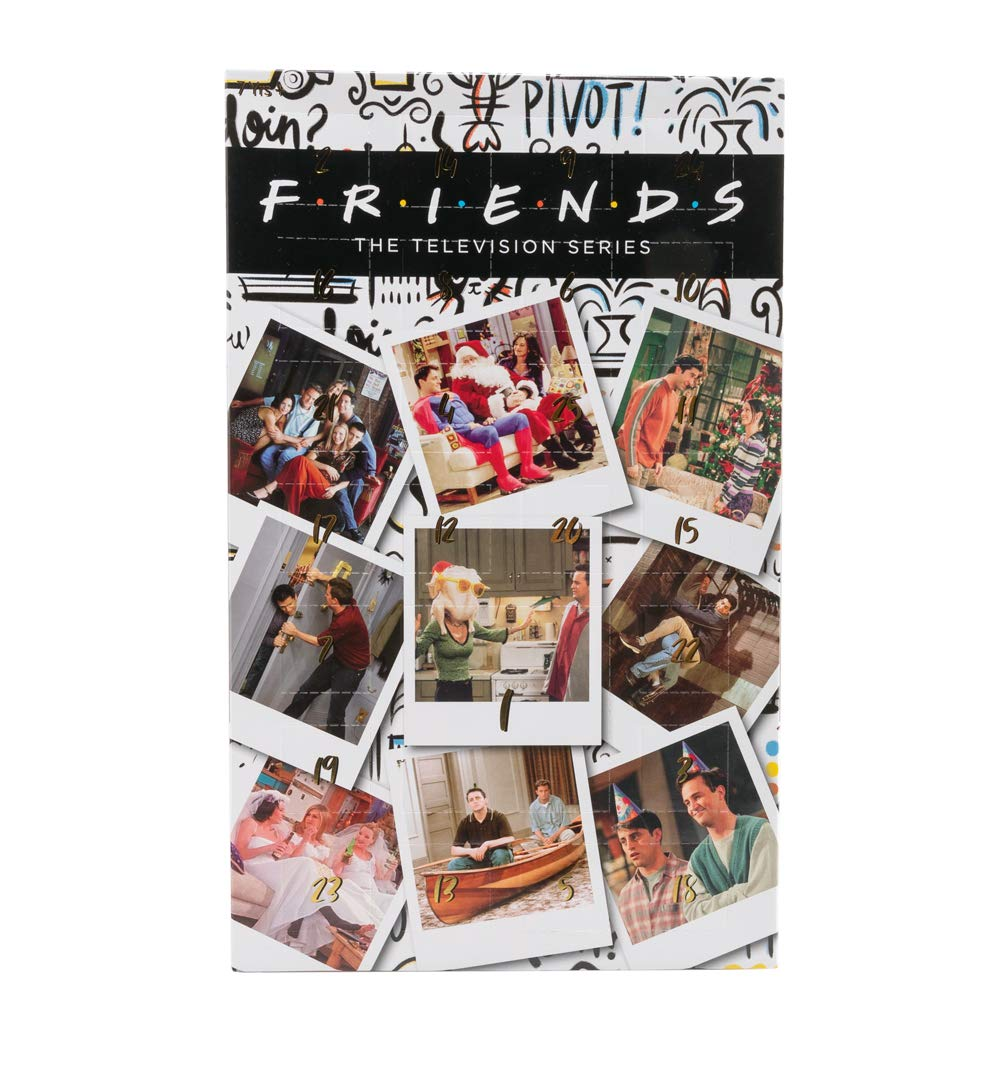FRIENDS Advent Calendars 2019 TV show Friendsfest Charm Bracelet