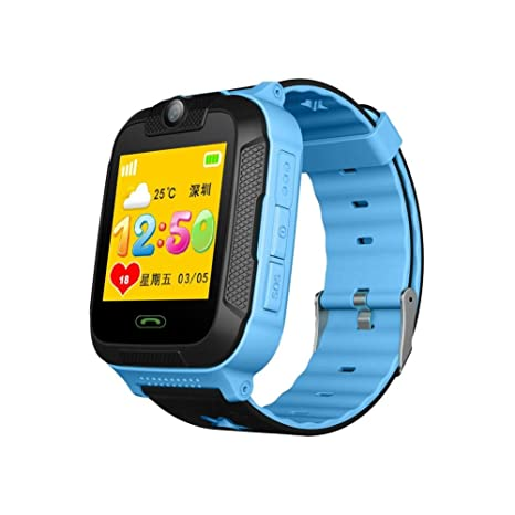 househome Kids Smart Watch, 3G Childrens Positioning Watch ...