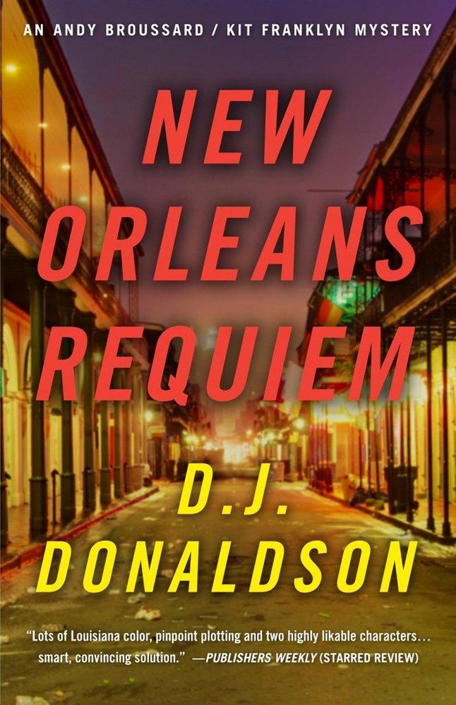 Download New Orleans Requiem (Broussard & Franklyn) pdf