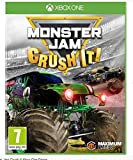 Monster Jam Crush It Xbox One Game- UK Import Region Free