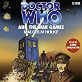 Doctor Who and the War Games by Malcolm Hulke front cover