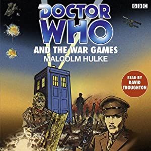 Doctor Who and the War Games Audiobook