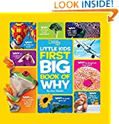 #7: National Geographic Little Kids First Big Book of Why (National Geographic Little Kids First Big Books)