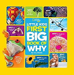 Linking to a popular feature in the super successful National Geographic Little Kids magazine, this book brings the browsable fun of the bestselling National Geographic Kids Almanac to a new audience: preschoolers! Using an interactive question-and-a...