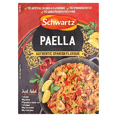 Schwartz Spanish Paella - 30g (0.07lbs)