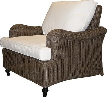 Amazonde Pe Premium Rattan Sessel Von Impressionen