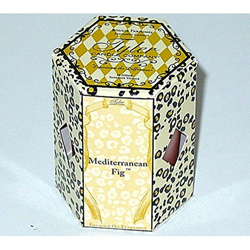 Tyler Candle 15-Hour Boxed Votive 2.0 Oz. Set of 4 - Mediterranean ()