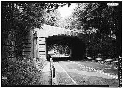 Photo: Merritt Parkway,Easton Road/Route 136 Bridge,Westport,Fairfield - Westport Images Ct