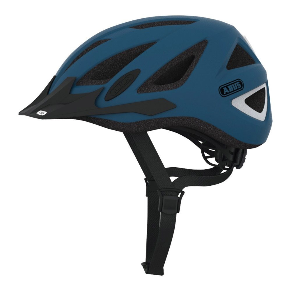 ABUS(アブス) 自転車ヘルメット 信頼のドイツブランド URBAN-I (アーバンアイ) V2 街乗りに 【日本正規品/2年間保証】 L(58~62cm) ペトロール B07D97MKXV