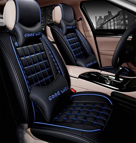 Amazon.com: Cojín de asiento de coche para verano ...