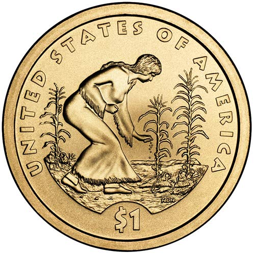 2009 S Proof Three Sisters Sacagawea Native American Dollar Choice Uncirculated US Mint