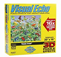 Visual Echo 3D Effect Hanging Around 500pc Puzzle