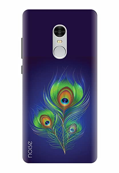 buy online 8e716 4f958 Noise Printed Hard Back Cover for Xiaomi Redmi Note 4 (GD-632)