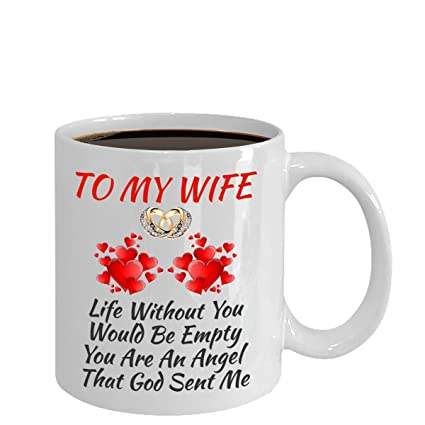 4c7430c62a26 Birthday Wedding Anniversary Engagement Surprise Family Gifts For Wife Women  Her - Love My Wife Color
